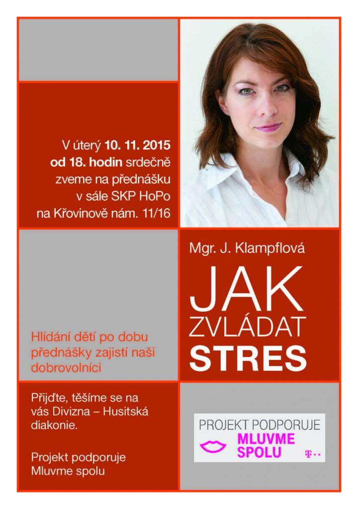 Jak zvládat stres 10-11-2015