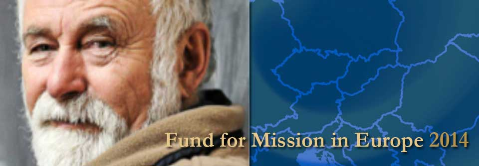 Fund for Mission in Europe 2014 - project of the European Methodist Council