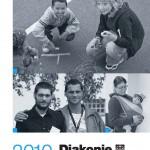 Titulní stránka výroční zprávy Diakonie ECM 2010