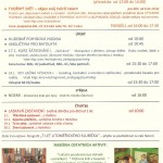 Program SKP Klubíčko na leden 2012